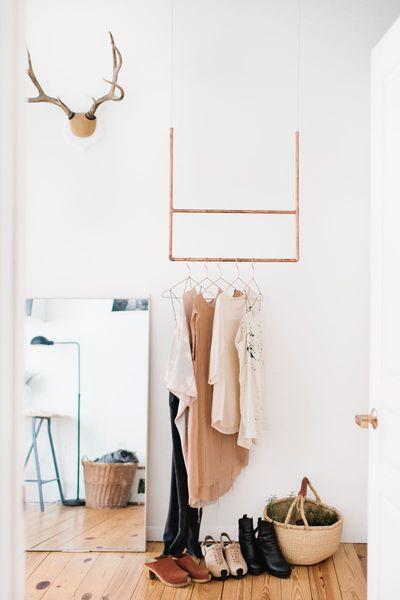 Diy Garderobe Zum Selber Bauen