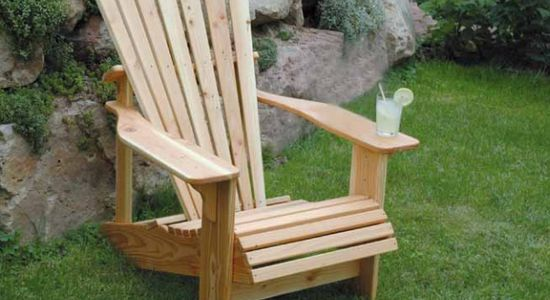 Gartenmöbel selber bauen lounge  Gartenmöbel