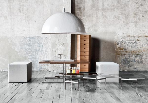 Gewußt wie: Vintage Möbel in Kombination mit modernem Design