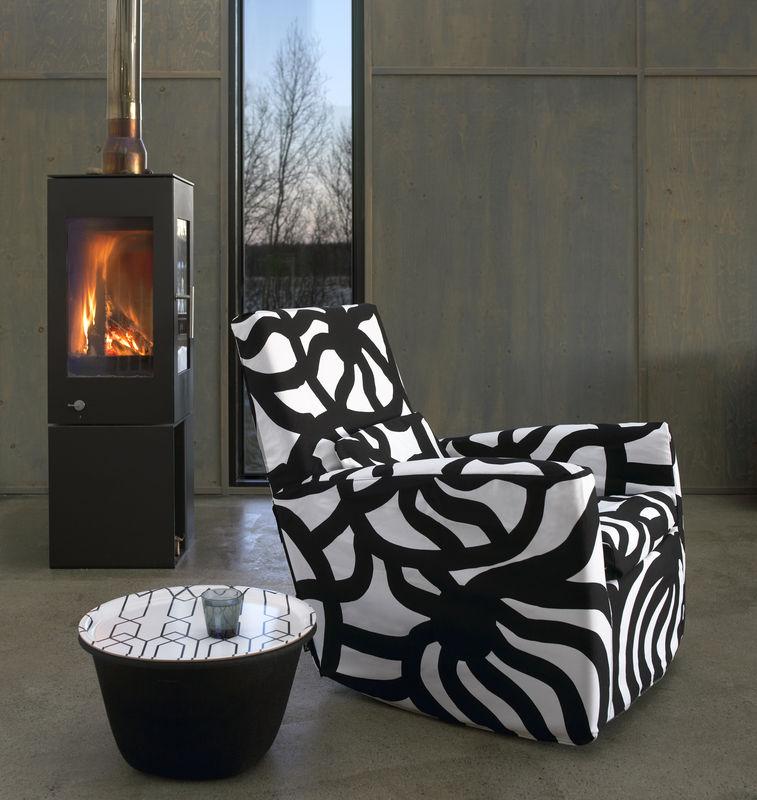 sessel selber beziehen mit stoffen von marimekko. Black Bedroom Furniture Sets. Home Design Ideas