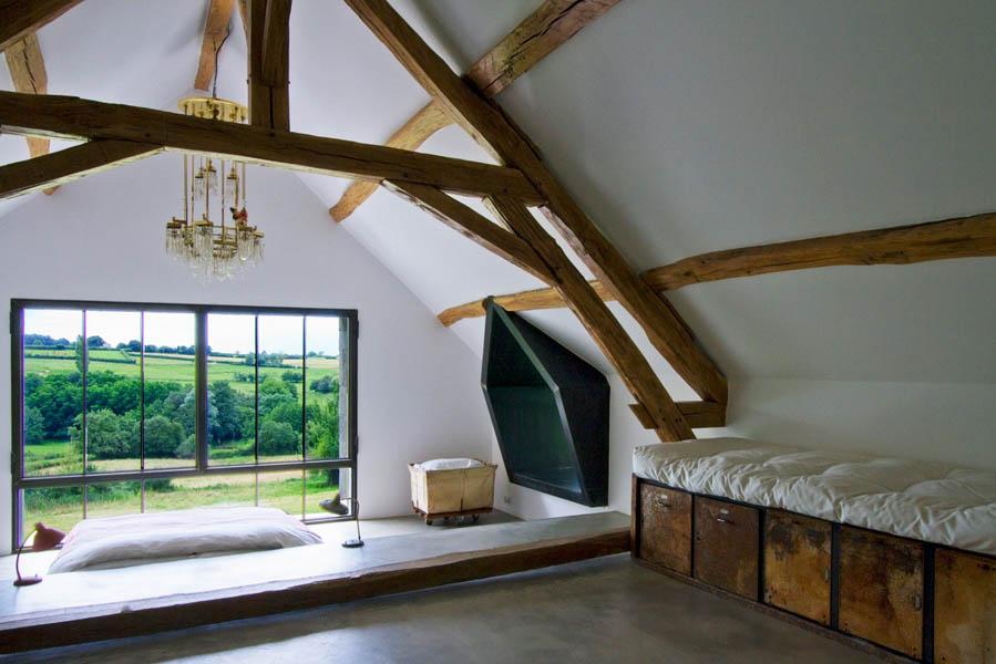 ein altes bauernhaus in burgund ii. Black Bedroom Furniture Sets. Home Design Ideas