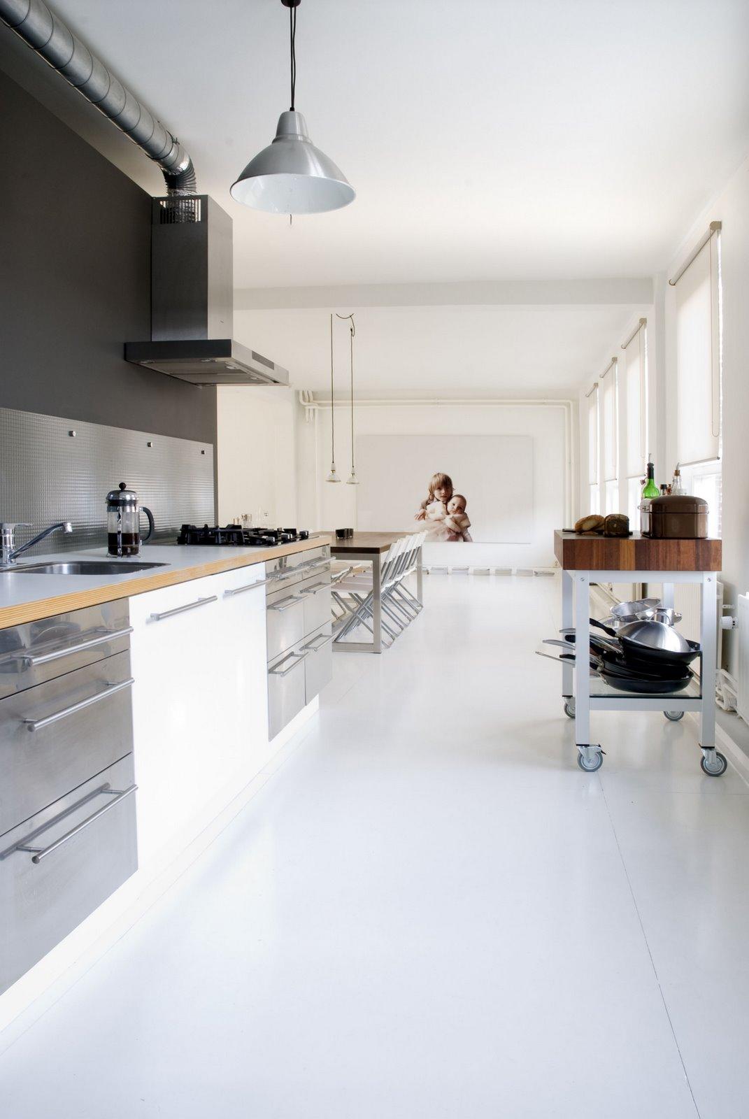 Inspiration puristischer loft for Wohnideen loft style