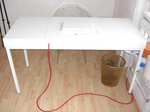 schreibtisch selber bauen f r fortgeschrittene ii. Black Bedroom Furniture Sets. Home Design Ideas