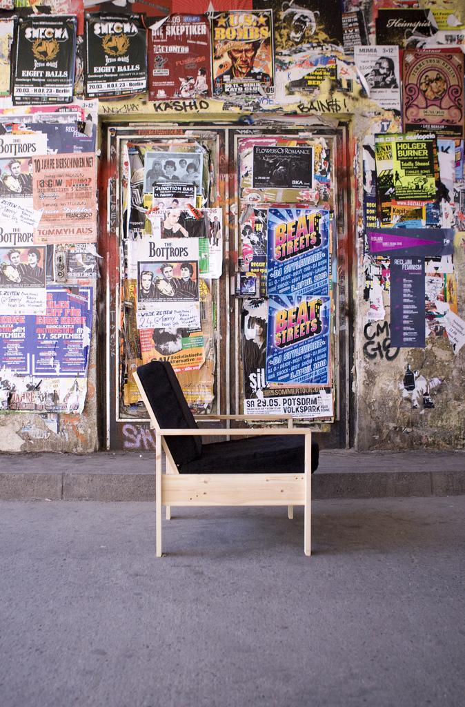 Großartig Bauanleitung: Sessel selber bauen von Le Van Bos RY69