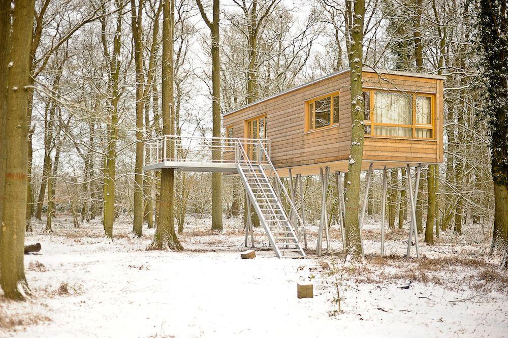 Eigener Zugang zur Wohnung, großer Wohn-Essbereich mit offener Küche ...