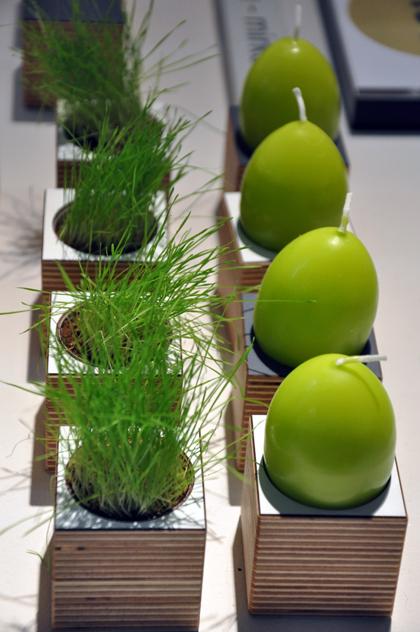 Grüne Deko-Ideen von Artificial