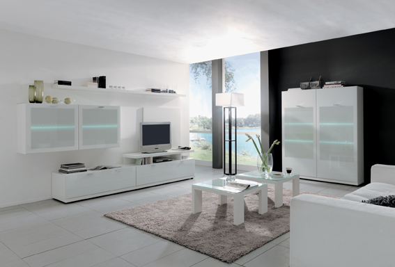 neue m belmarke living von leonardo. Black Bedroom Furniture Sets. Home Design Ideas