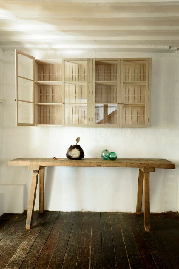 Trend Modern Tradition: Sebastian Cox Küchendesign