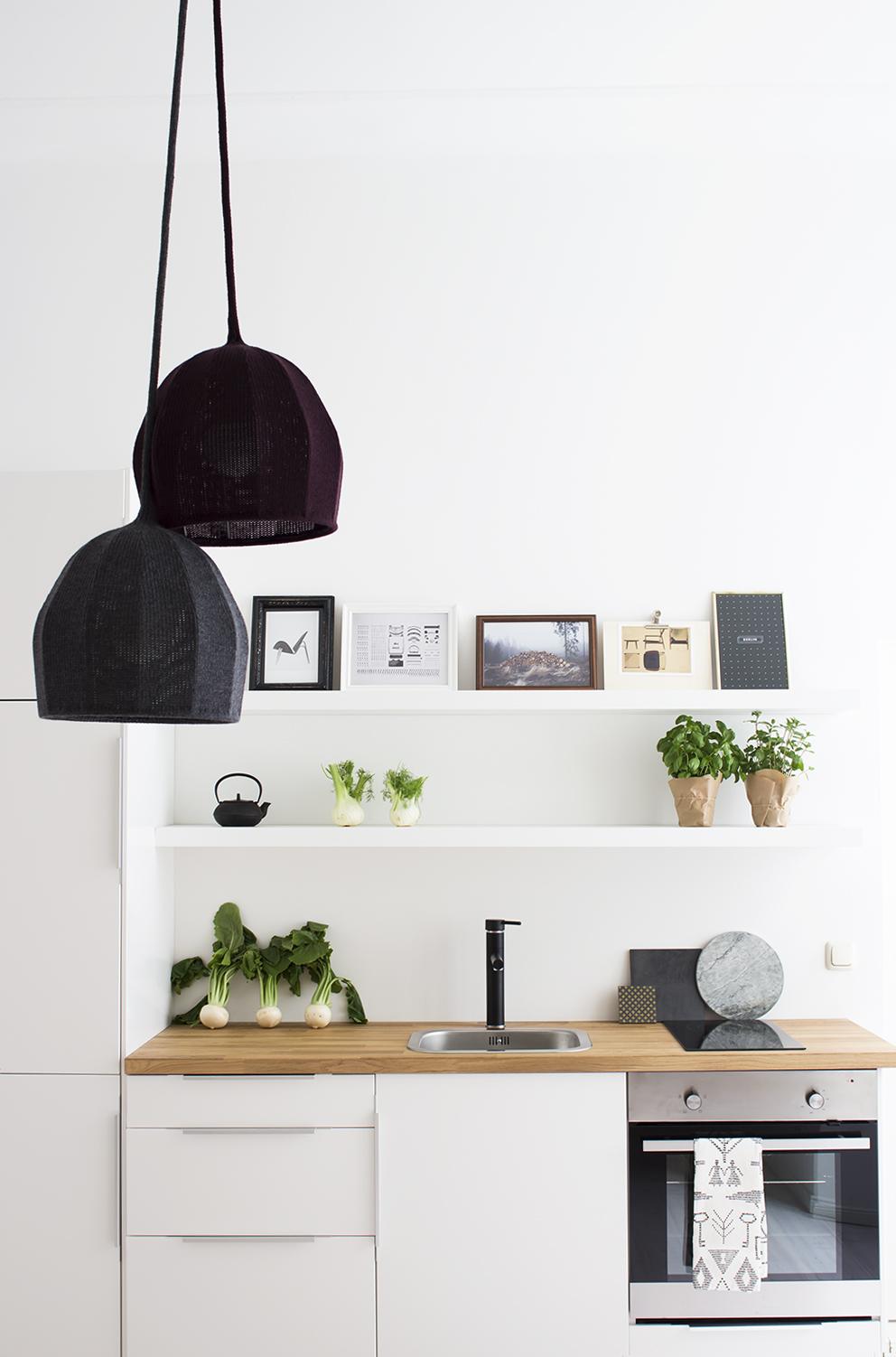 Minimalistisch einrichten: ein appartement in berlin