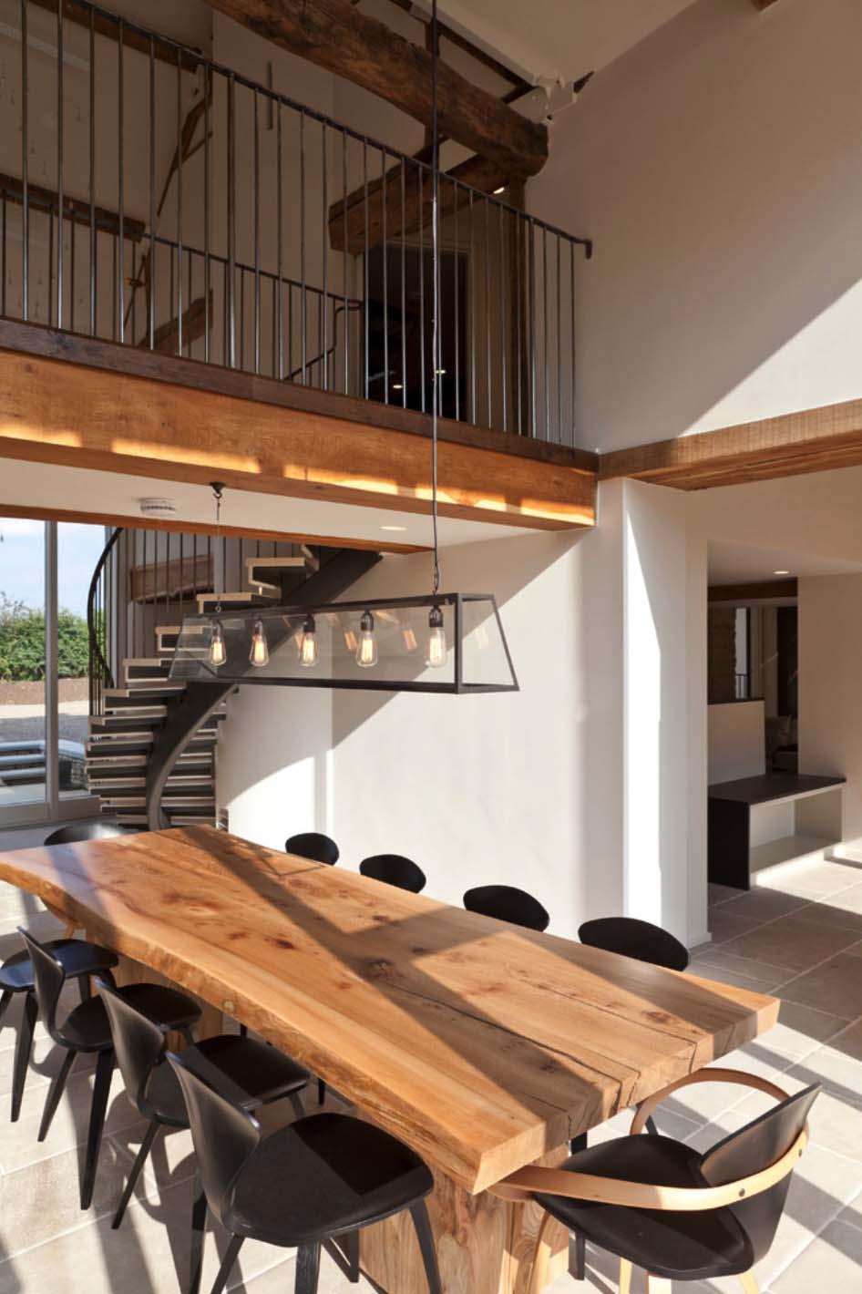 chill ecke wohnzimmer:schlicht und schön: der Essplatz