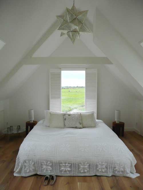 wohnideen schlafzimmer mit schrge ? modernise.info - Kleine Schlafzimmer Mit Schragen