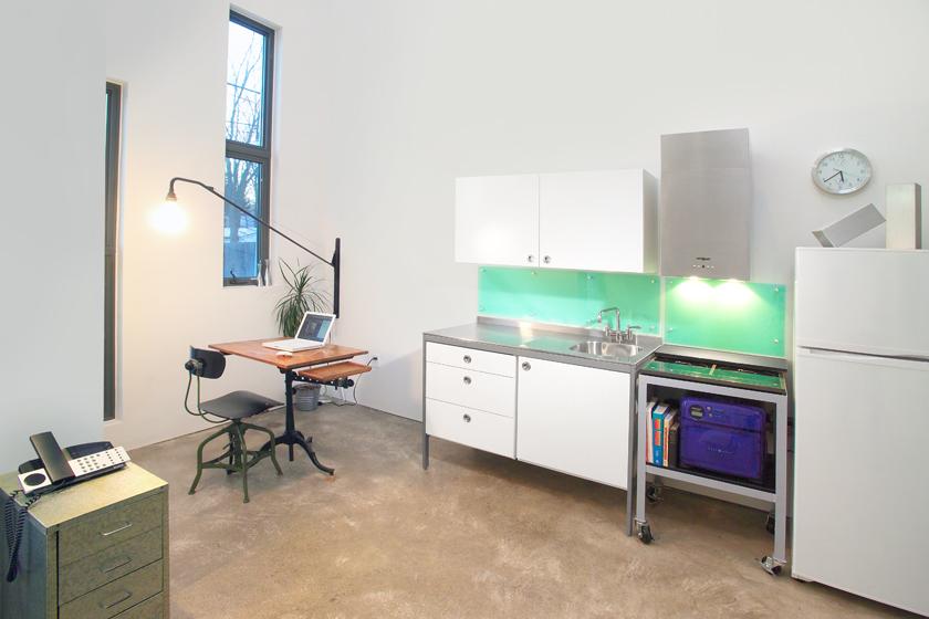 Einrichtungsideen kleine Räume ein MiniHaus in Toronto