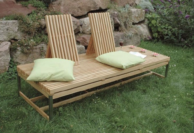lounge sofa outdoor selber bauen. Black Bedroom Furniture Sets. Home Design Ideas