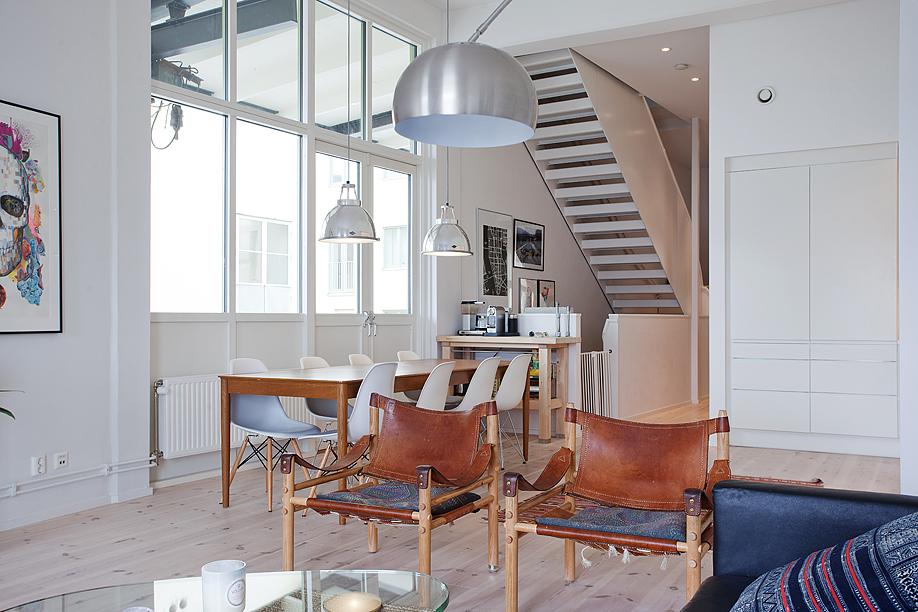 Esszimmer skandinavischer stil  Appartement einrichten: Skandinavischer Stil