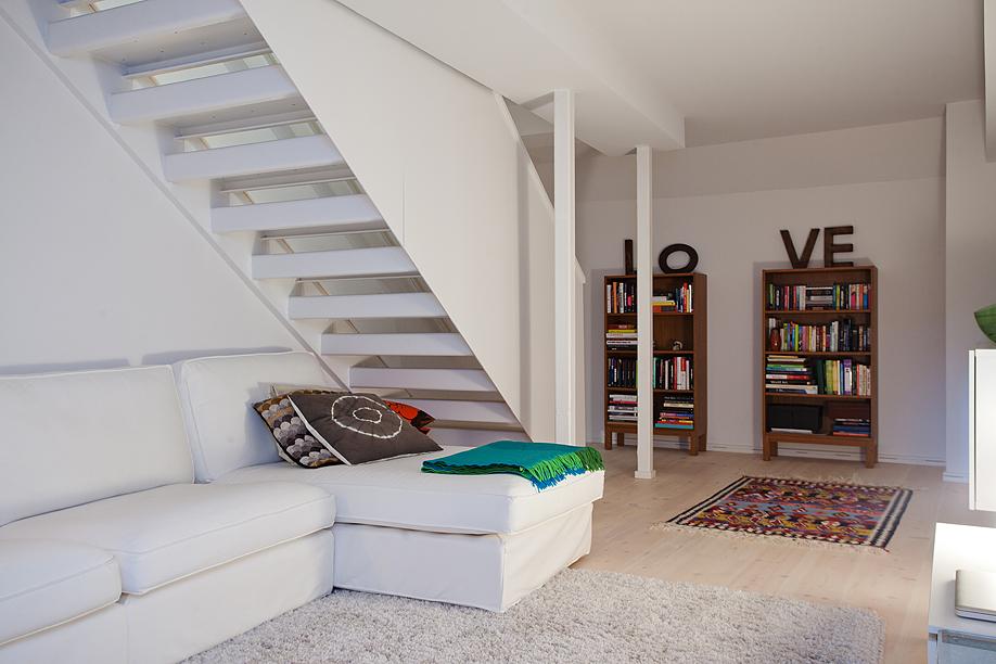 appartement einrichten skandinavischer stil. Black Bedroom Furniture Sets. Home Design Ideas