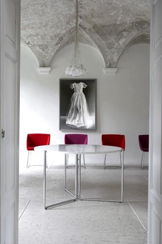 Einrichten: Farbe Weiss + Minimalismus