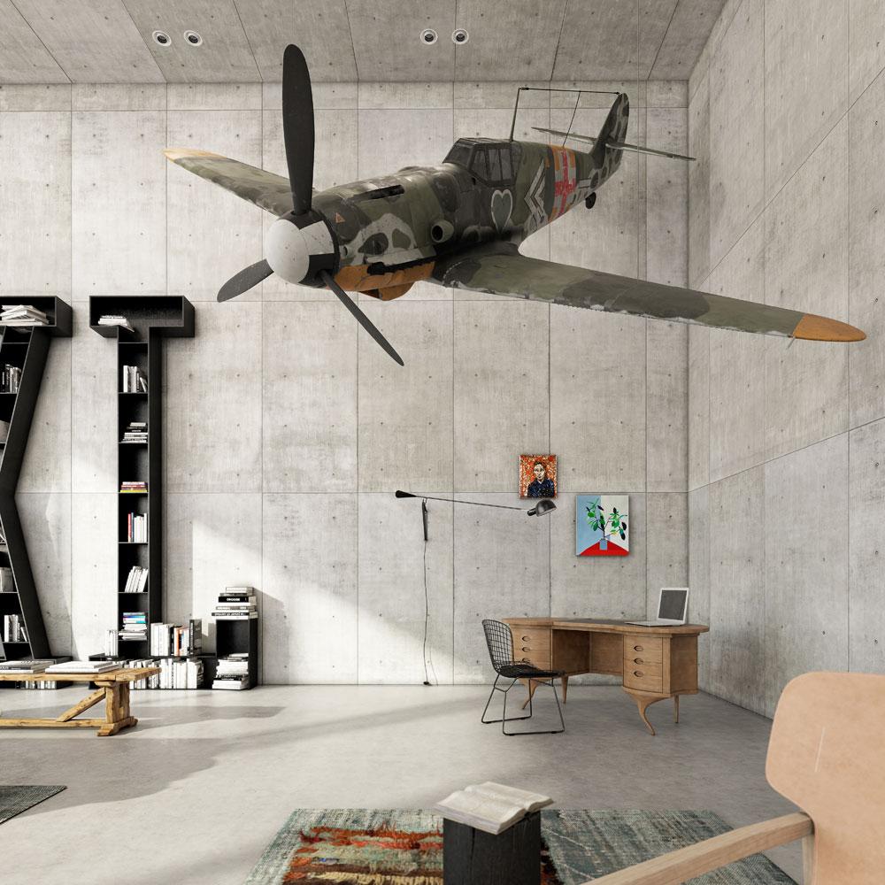 Ein mega loft mit verrückten ideen in new york