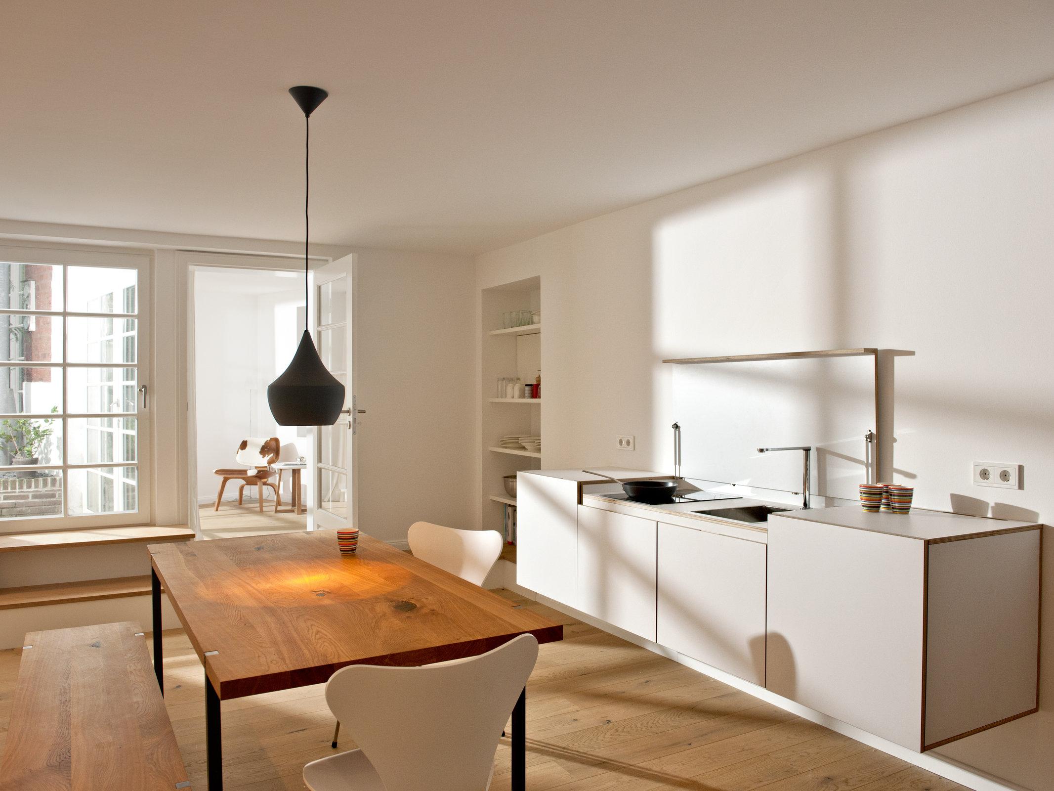 Charmant Küchen In Kleinen Wohnungen Ideen - Küche Set Ideen ...