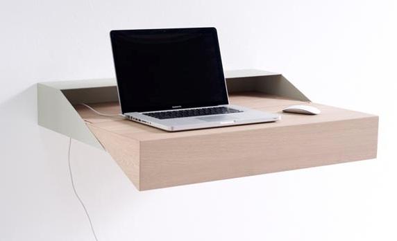 deskbox minib ro f r die wand von arco. Black Bedroom Furniture Sets. Home Design Ideas