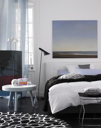Schlafzimmer gestalten: Modern und klar