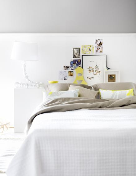 schlafzimmer gestalten: deko für die wand - Schlafzimmer Deko Wand