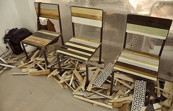 recycling m bel. Black Bedroom Furniture Sets. Home Design Ideas