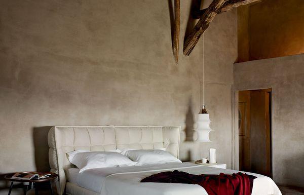 Extravagantes Bett Für Große Räume