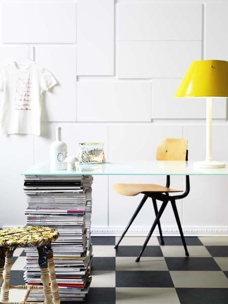 diy schreibtisch selber bauen. Black Bedroom Furniture Sets. Home Design Ideas
