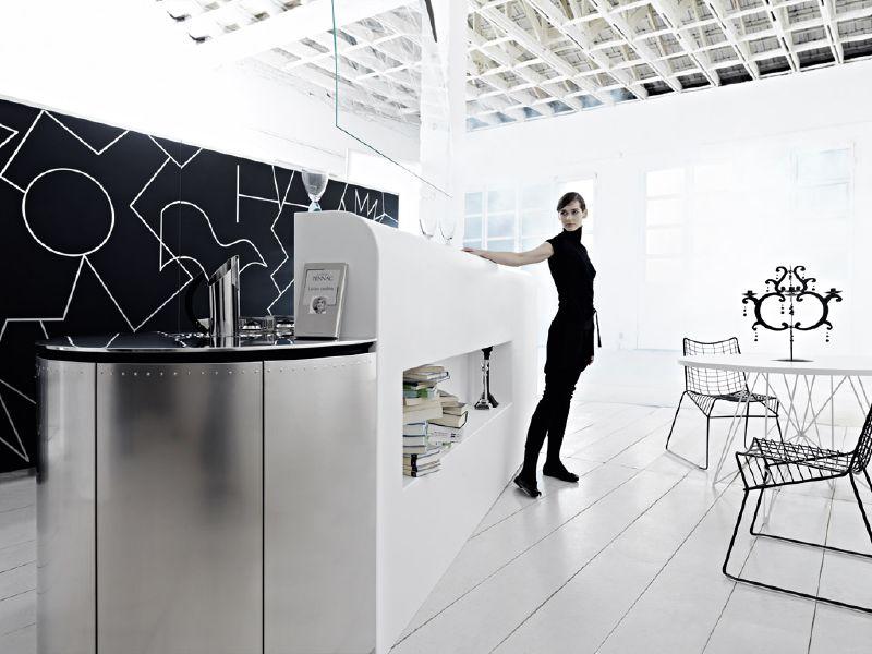 Küchengestaltung: La Cucina Alessi