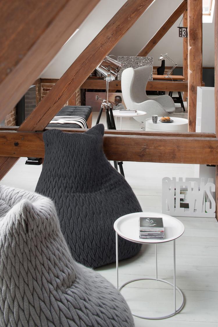 ein loft inspiriert. Black Bedroom Furniture Sets. Home Design Ideas