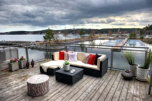Schwedische Einrichtungsideen wohnen am meer schwedische einrichtungsideen