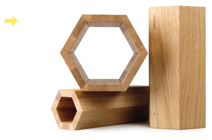 Neues Designlabel Supergrau: Möbel Ideen aus Holz